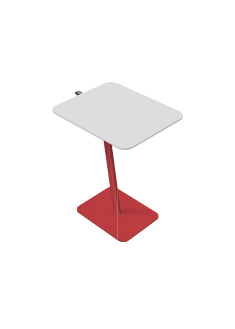 Exchange Laptop Table with Fog