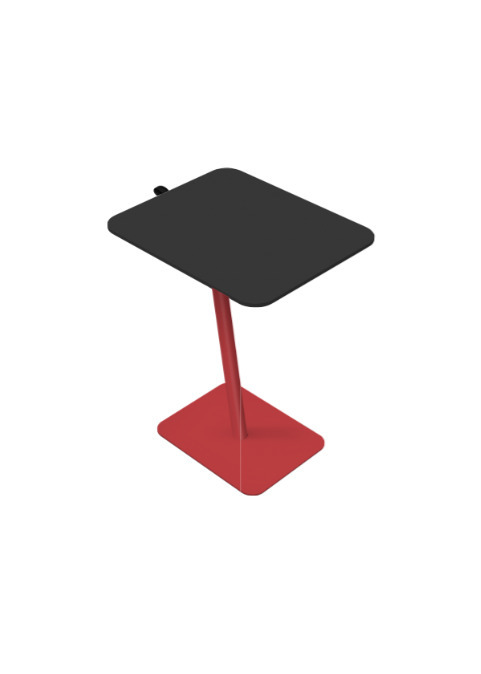 Exchange Laptop Table with Black