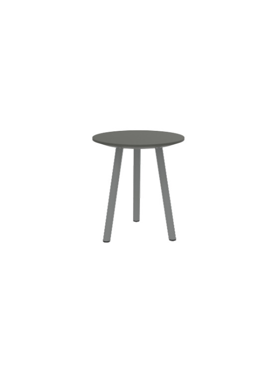 """Exchange Cocktail Table with Earth - 16""""W"""