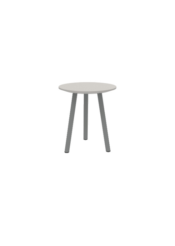 """Exchange Cocktail Table with Natural - 16""""W"""