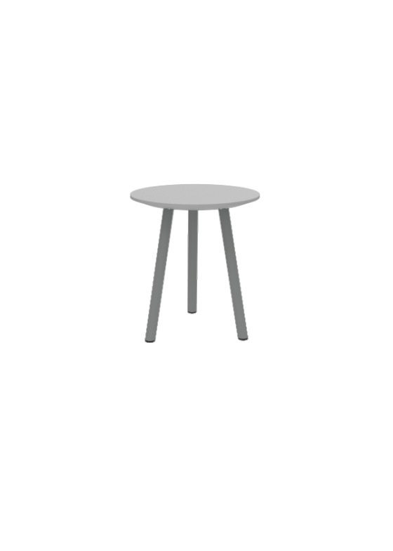 """Exchange Cocktail Table with Mist - 16""""W"""