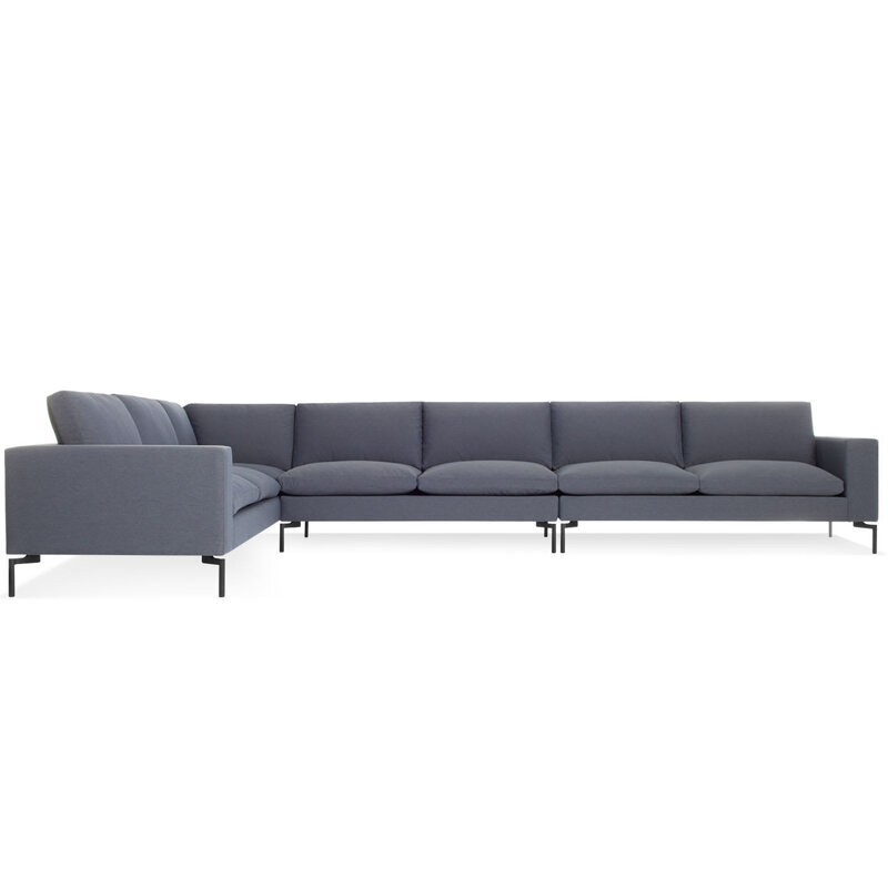 New Standard Sectional Sofa - Large Left