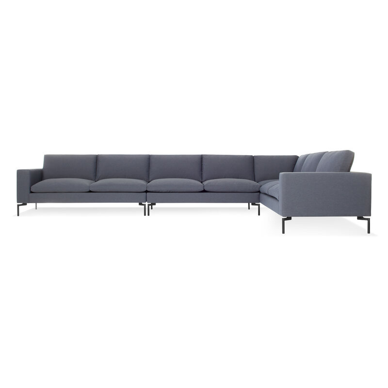 New Standard Sectional Sofa - Large Right