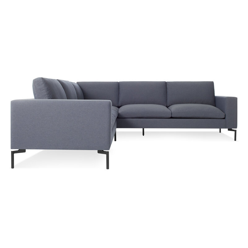 New Standard Sectional Sofa - Small Right
