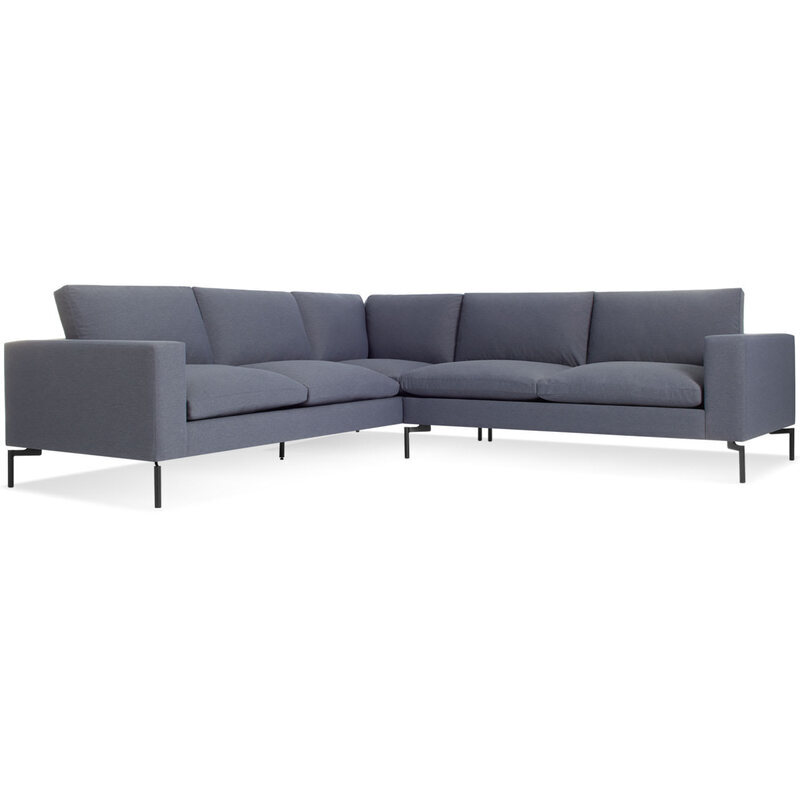 New Standard Sectional Sofa - Small Left