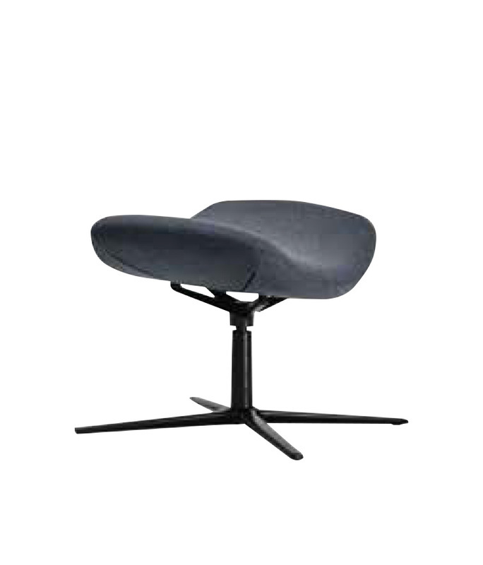 Nordic Lounge Chair Footrest