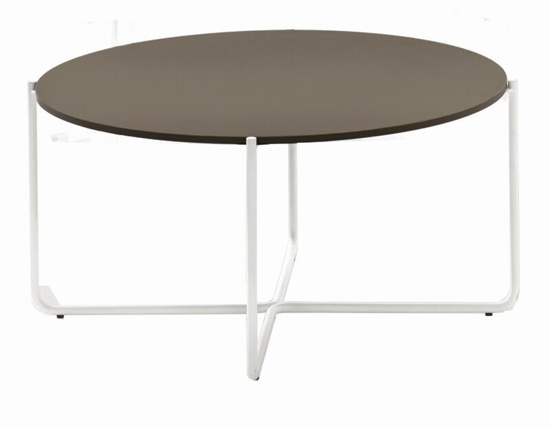 Round Occasional Table-Low