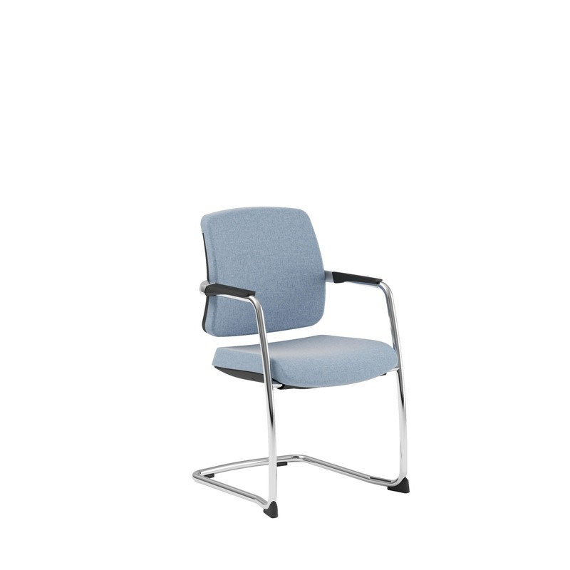 Tam Visitor Chair Sled Legs