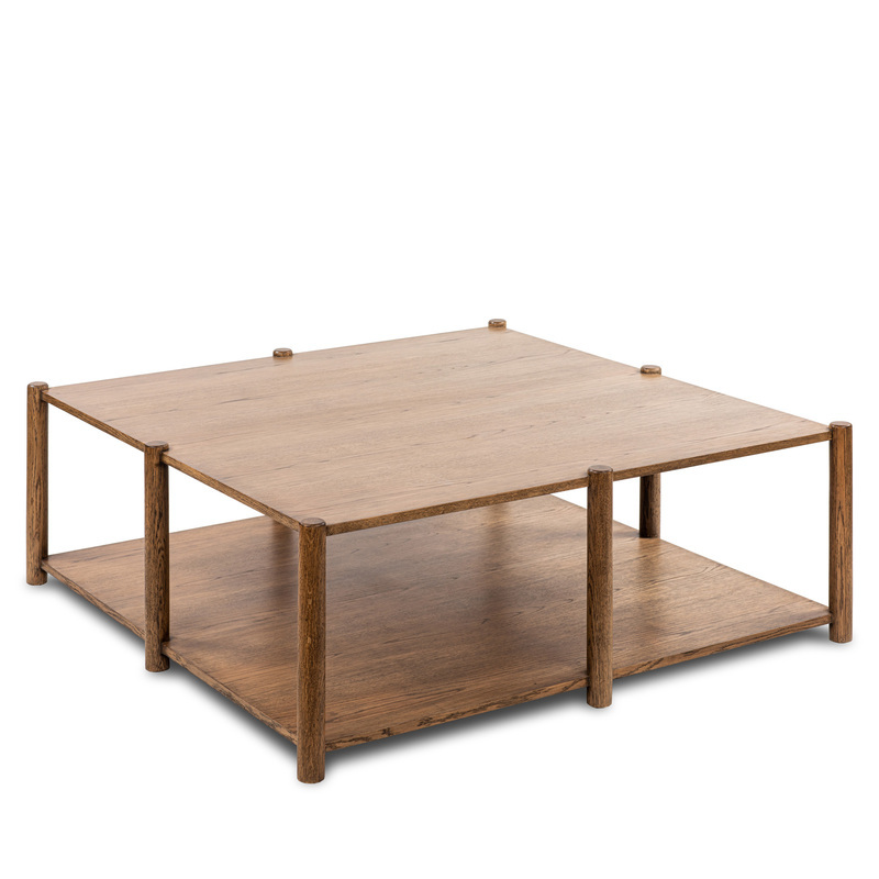 Loma Coffee Table - 48W x 48D