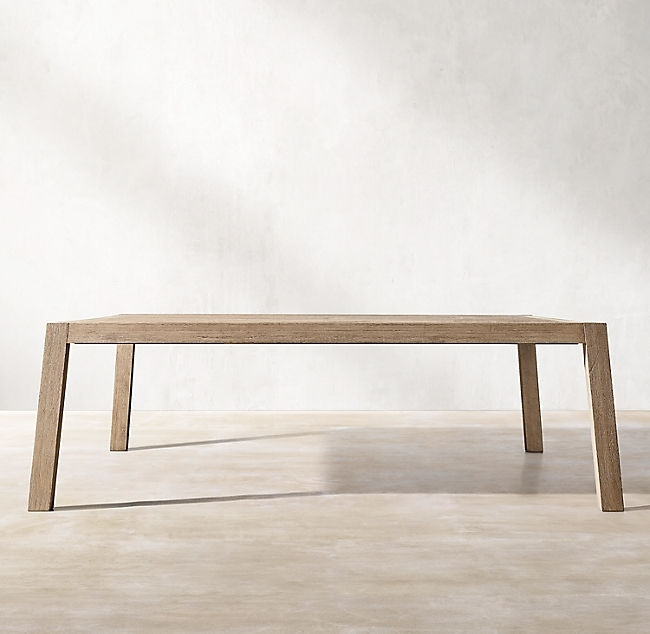 Bonaire Square Low Dining Table