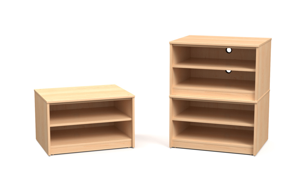 Suite Chest Stacker without Drawers