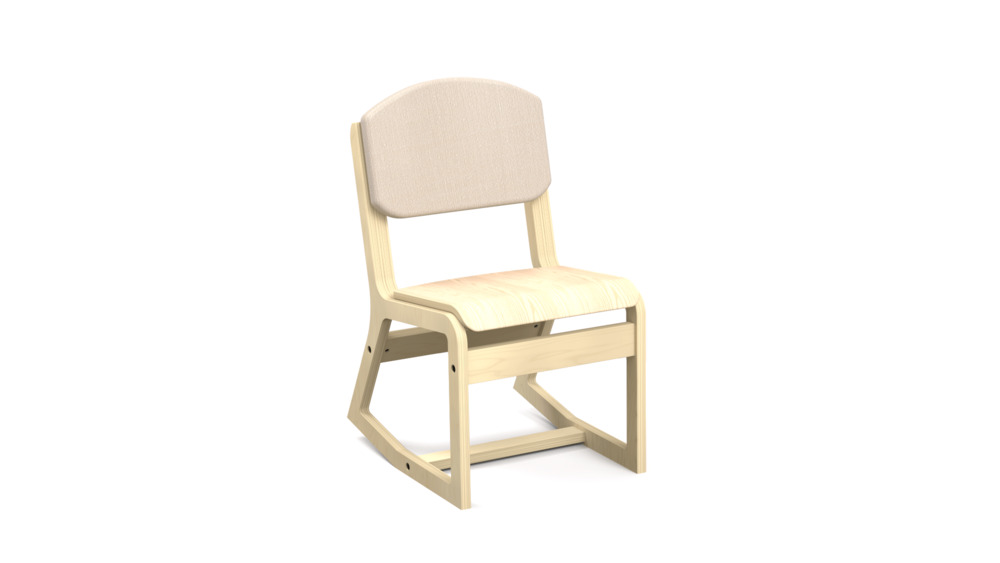 Two-Position Desk Chair