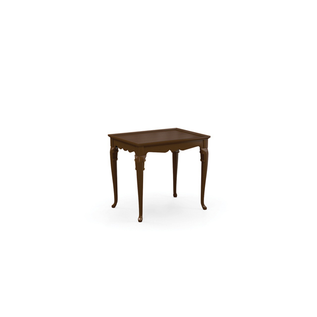 Traditional Tables-Queen Anne Table