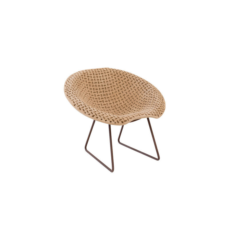 Semine Chair With Border
