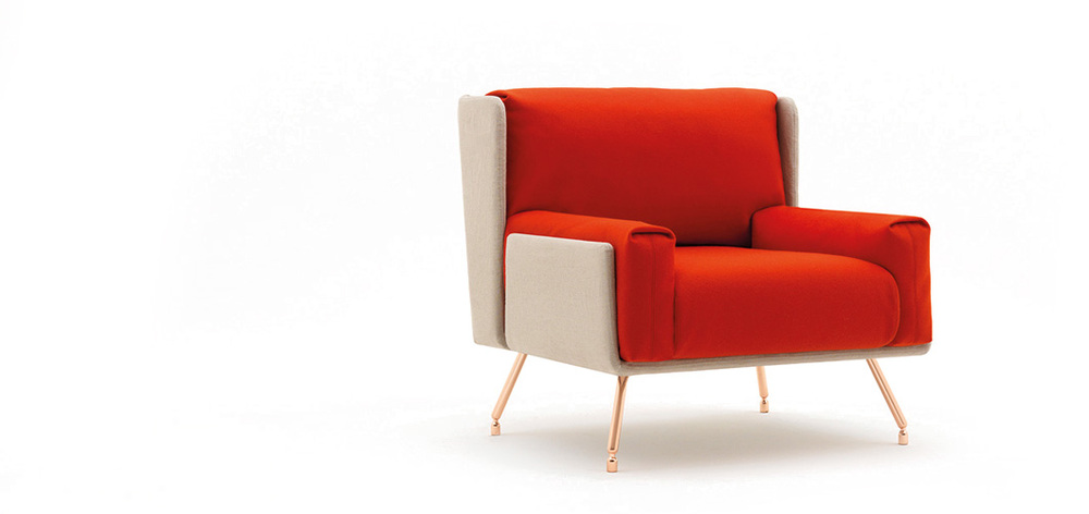 Architecture & Associes Residential Lounge Chair
