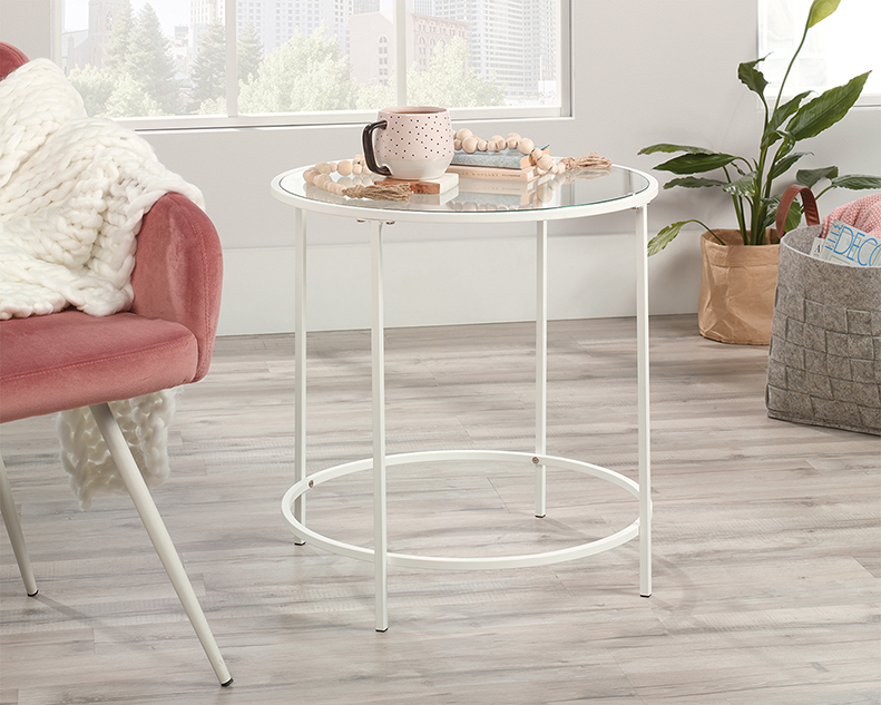 Anda Norr Round Side Table