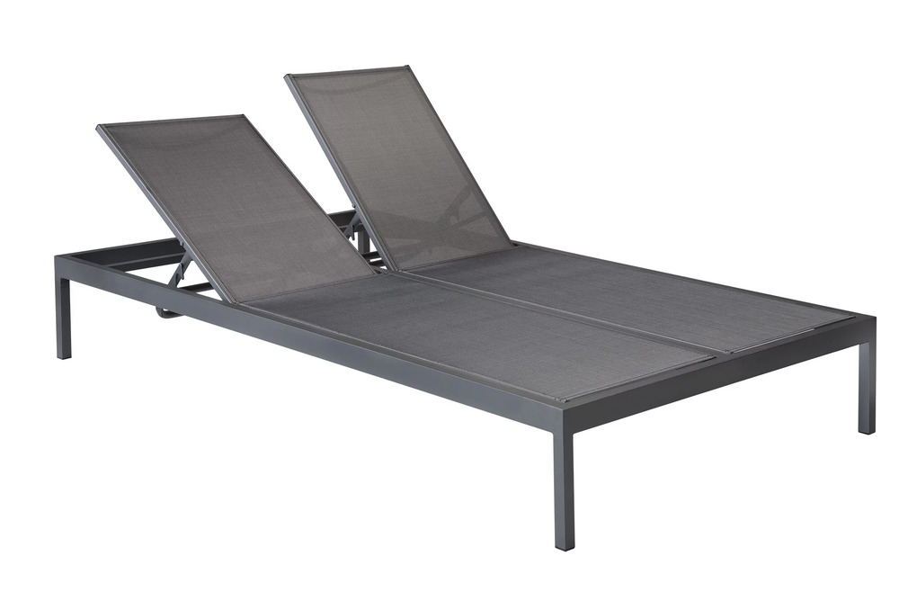 Estancia Relaxed Sling Double Chaise