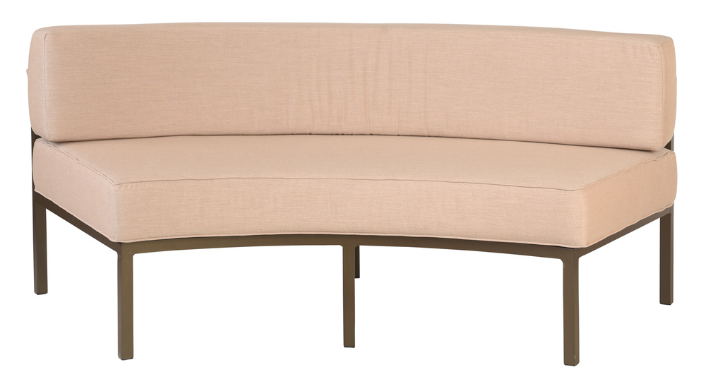 Estancia Deep Seating Curved Sectional