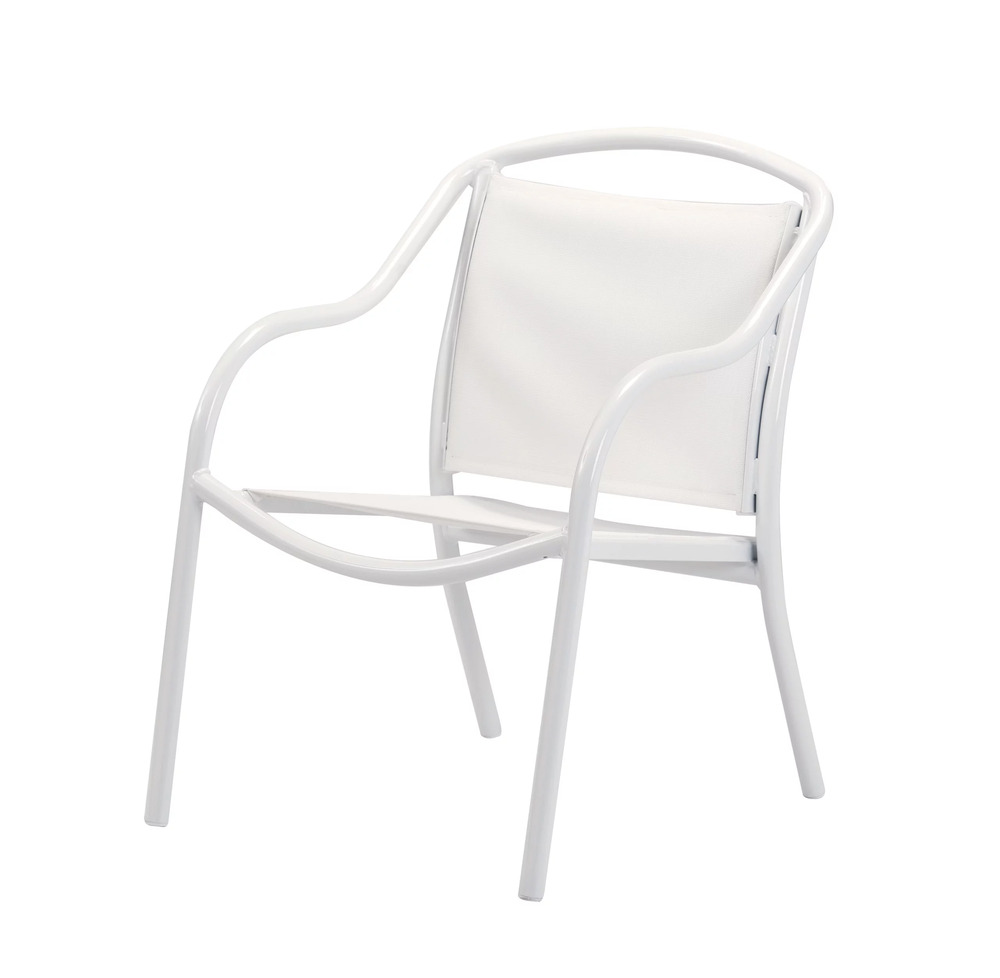 Medinah Relaxed Sling Dining Chair