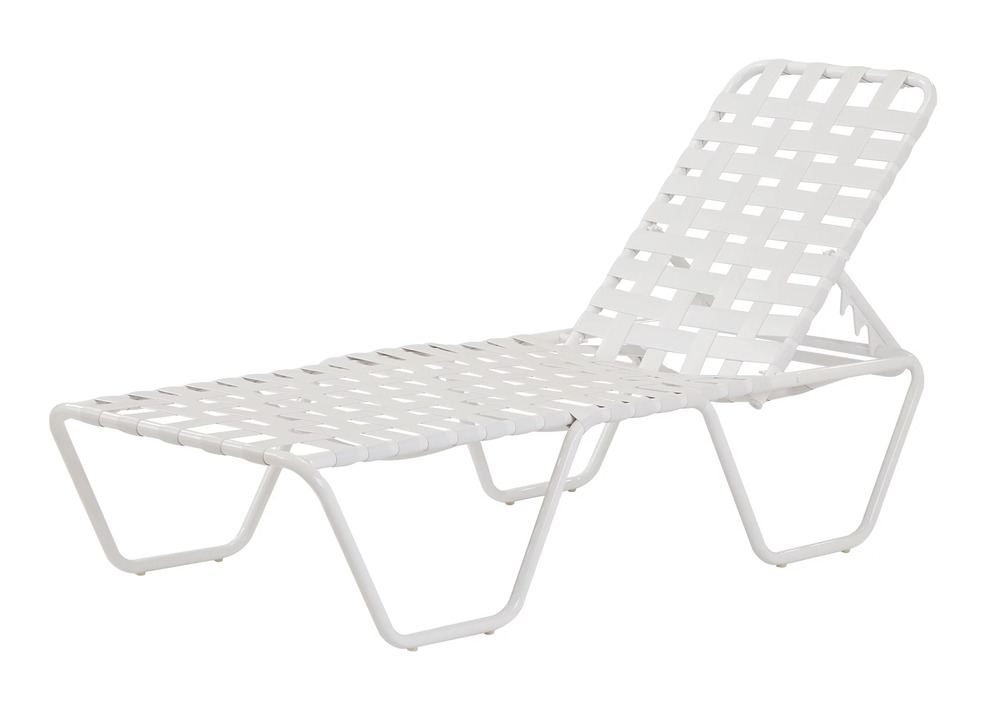Bay Hill Cross Weave Chaise