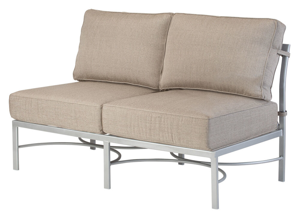 Augusta Sectional Love Seat Center Unit