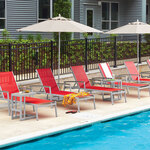 Travira_Chaises_Red_Sling_Tekwood_Vintage_C_Tables_and_Umbrellas_LIFESTYLE_1