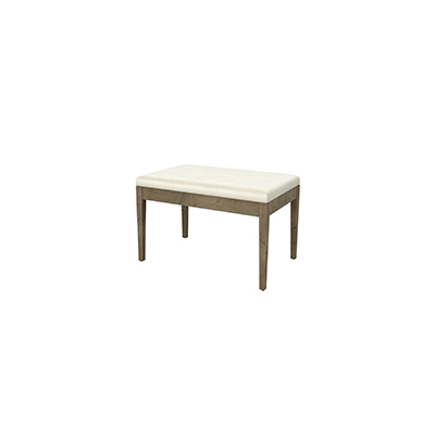 Luggage Bench- Upholstered Uptown Posh Collection