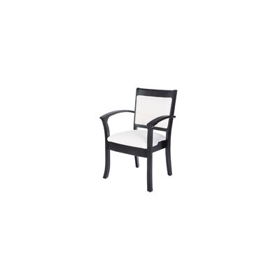 Dining Stack Chair with Clean-Out