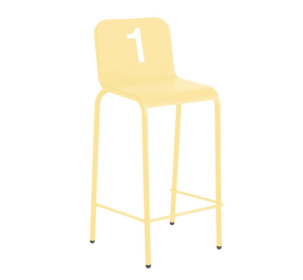 Numbers Counter Stool