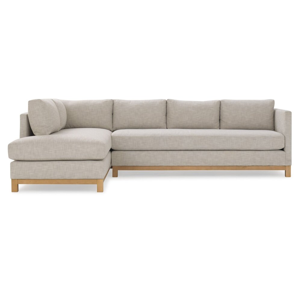 CLIFTON RIGHT/LEFT SECTIONAL