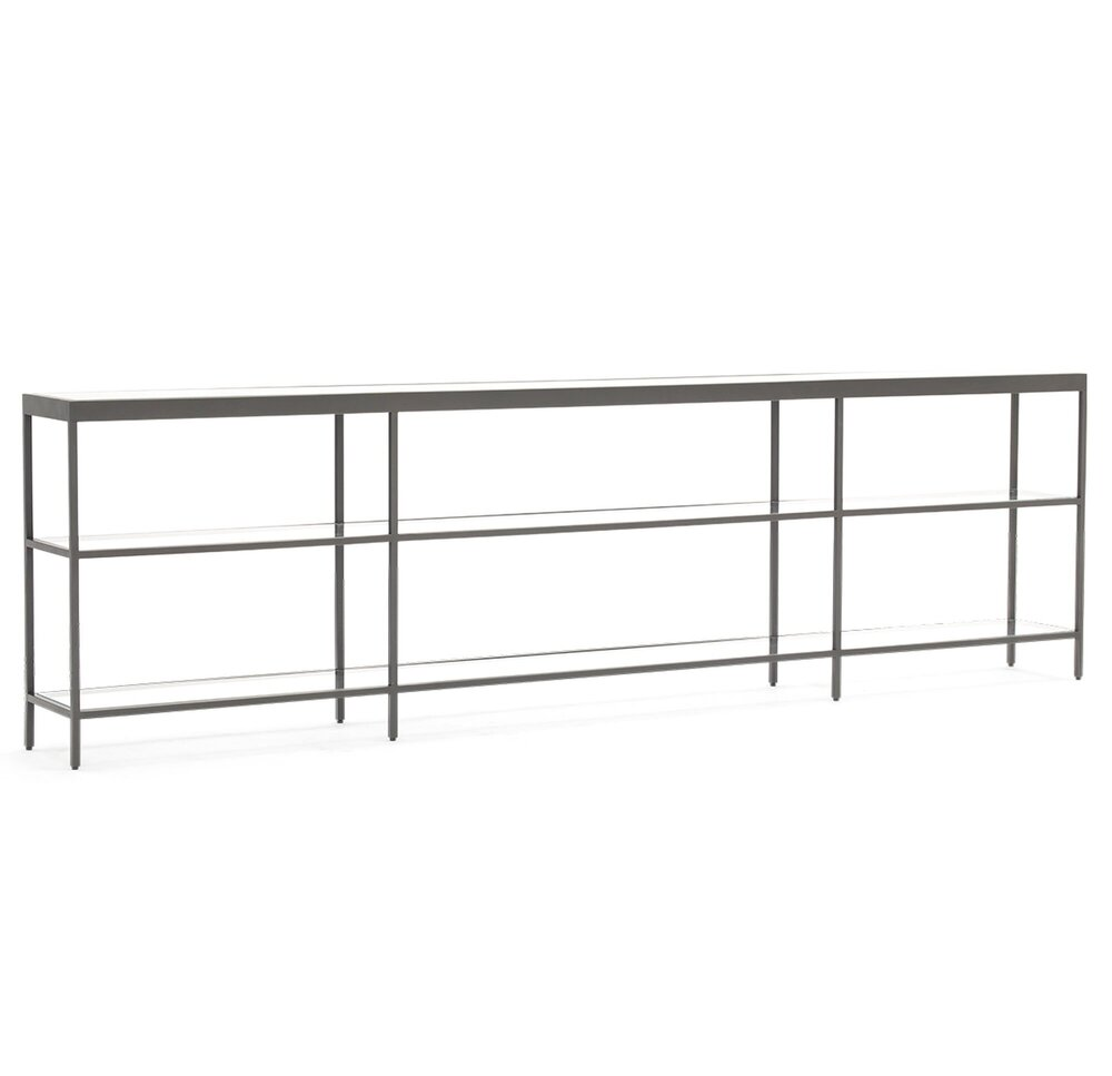 VIENNA LOW BOOKCASE EXTRA LARGE