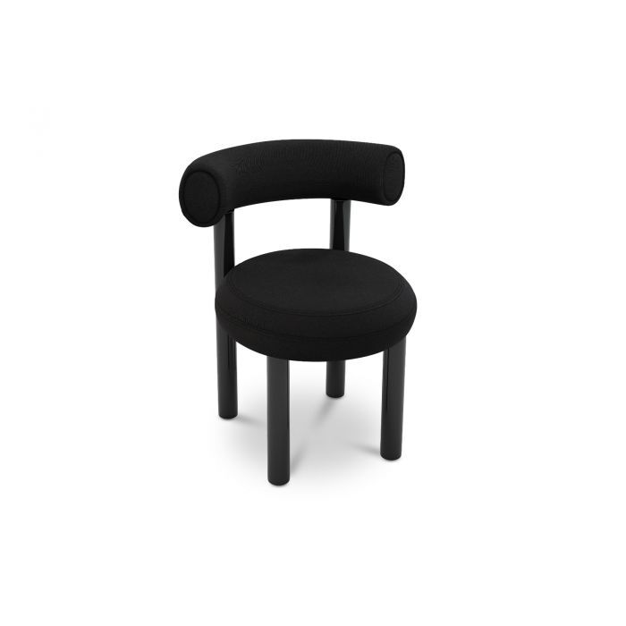 Fat Dining Chair Wool