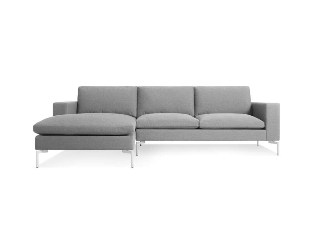 New Standard Sofa with Left Arm Chaise