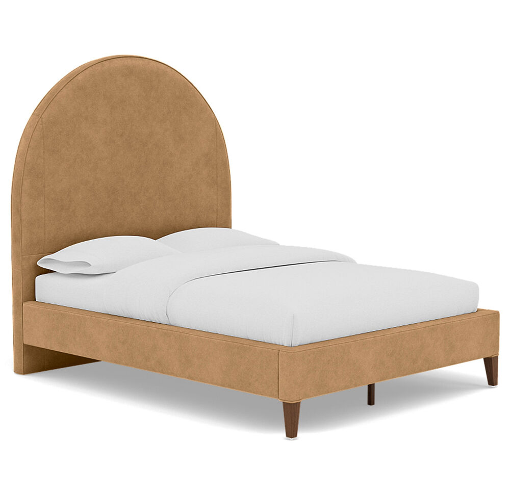 ARCHER LEATHER BED