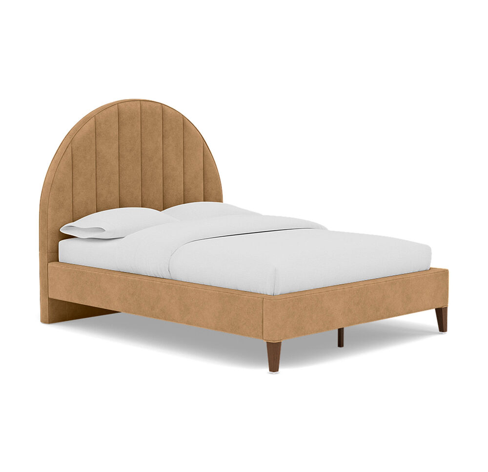 ARCHER LEATHER CHANNEL BED