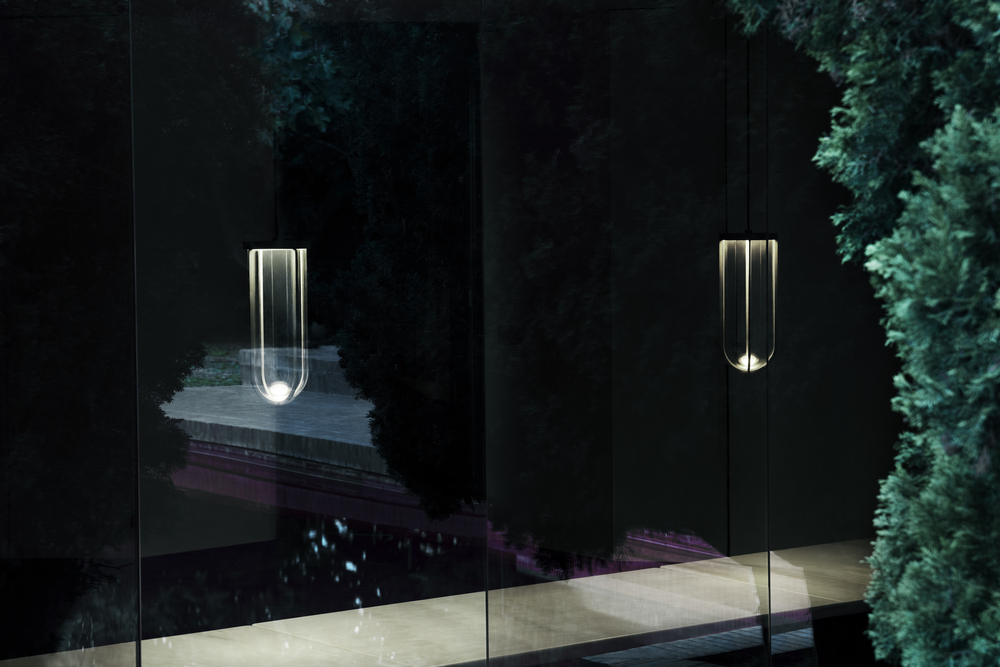 In Vitro Wall Sconce Outdoor Lighting