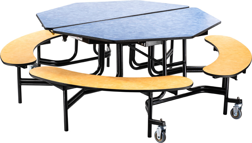MOBILE TABLES BENCH UNITS MTR Series