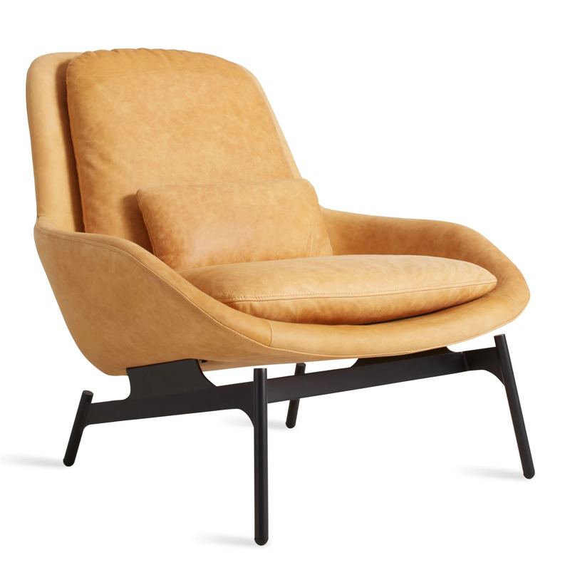 Field Leather Lounge Chair Carousel Image