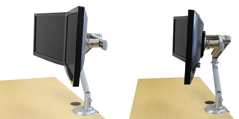 Hover Gas Monitor Arms
