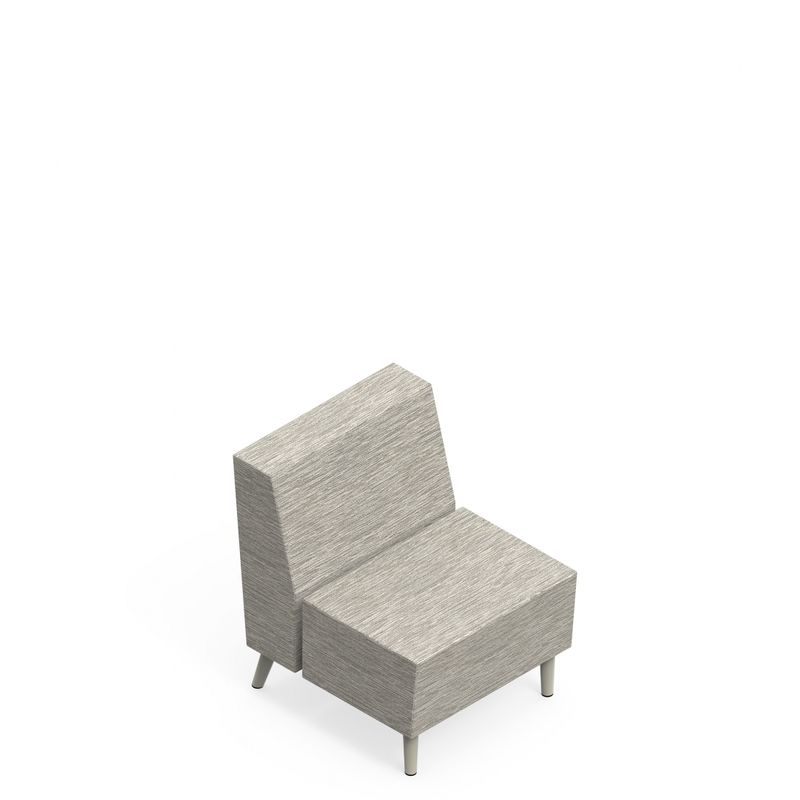 River+ Lounge Chair Standard Back (R27801)