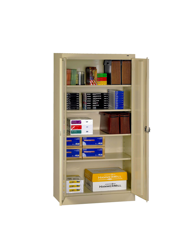 Unassembled Standard Cabinet with Recessed Handle - 1470RH