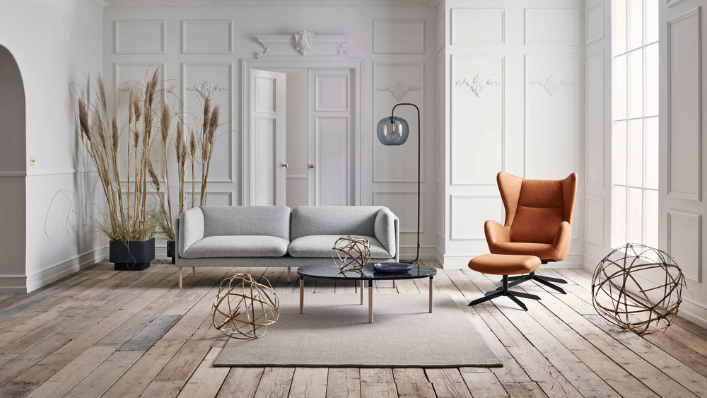 Solo Armchair by Bolia