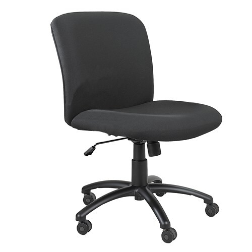 Uber  Big and Tall Mid Back Chair