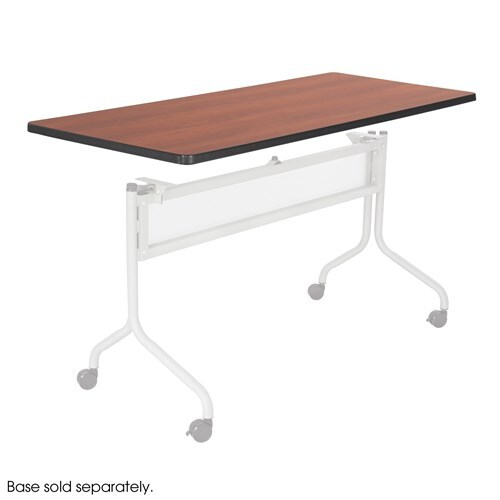 """Impromptu Mobile Training Table, Rectangle Top - 60 x 24"""""""