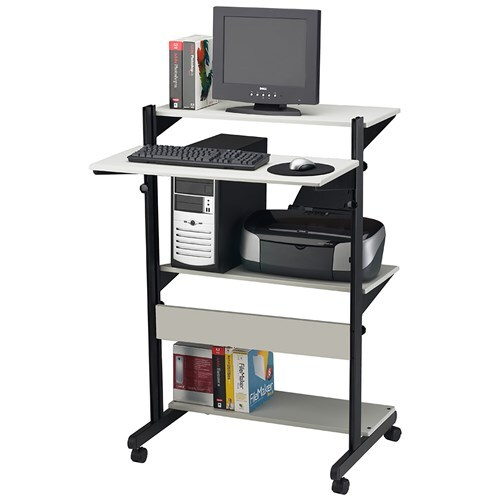 Eastwinds Adjustable Computer Table