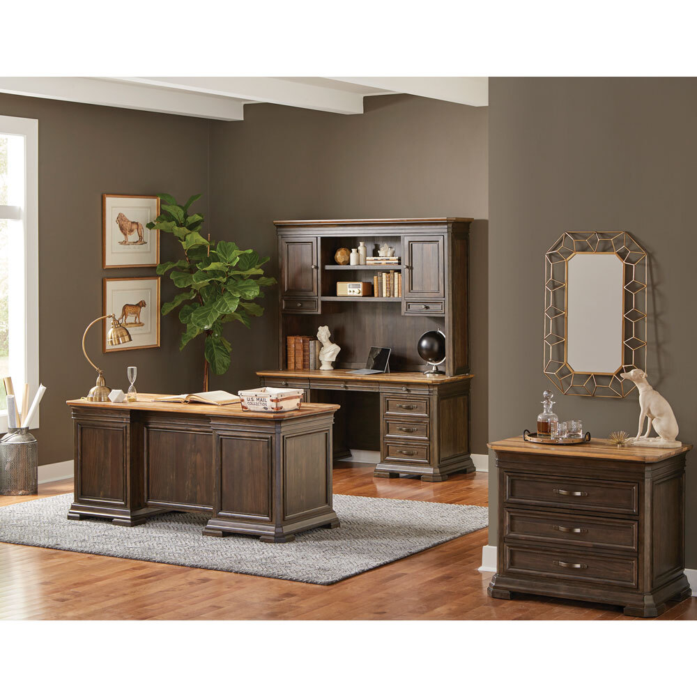 OfficeSource Westwood Collection Executive Typical
