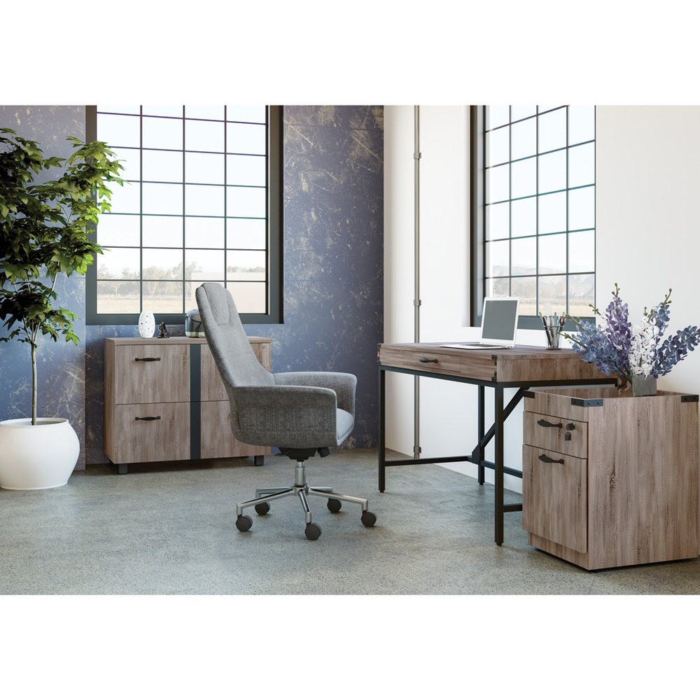OfficeSource Emerson Writing Desk Collection SoHo Desk Carousel Image