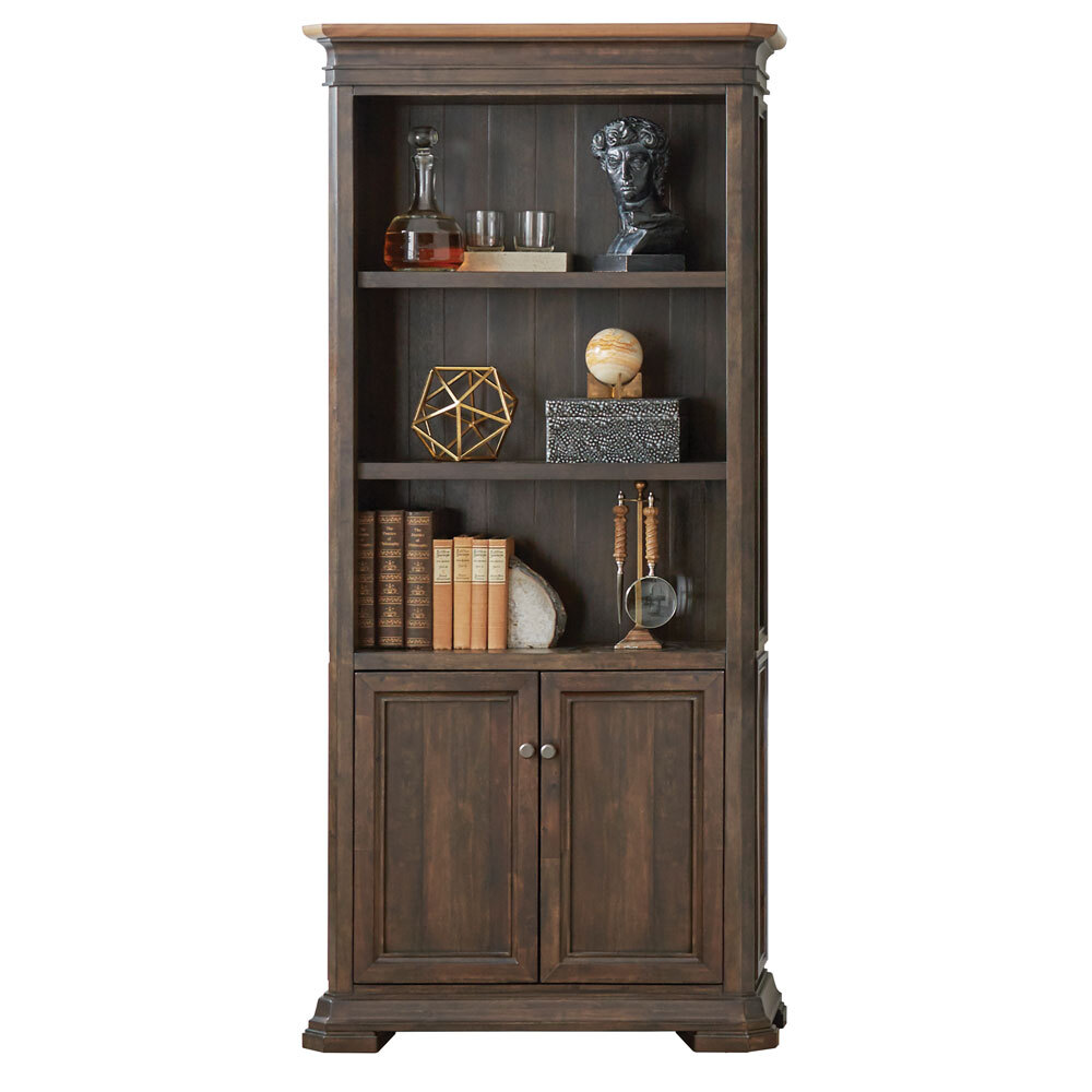 OfficeSource Westwood Collection Bookcase with Doors