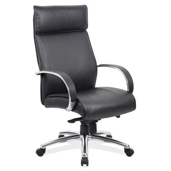OfficeSource Prestige Collection High Back Executive Chair