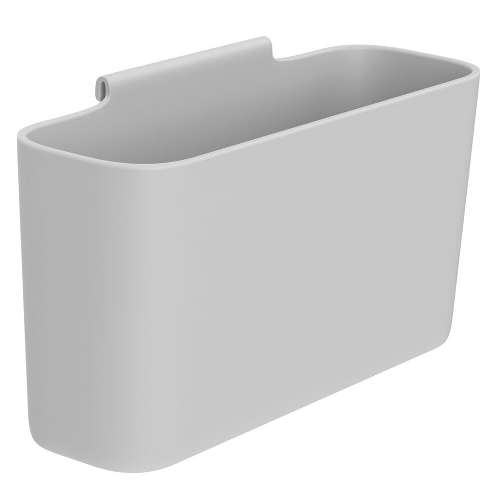 OfficeSource Metal Open Hanging Storage Collection Small Plastic Pocket (For CPSOHPSI)